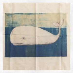 whale printed